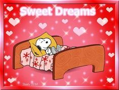 Sweet Dreams cute snoopy goodnight good night goodnight quotes goodnight quote goodnite sweet dreams
