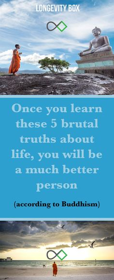 These 22 brutal truths about life are difficult to hear but they�ll make you a much better person
