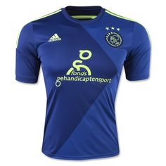 Ajax 14/15 Away Soccer Jersey
