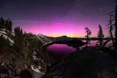 Incredible dazzling night sky photography