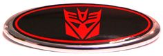 Transformer Decals - Ford, Mustang, F-150 Decals and Stickers Ford Emblem Overlay Decals