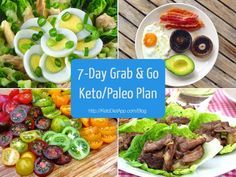 """When I was working on a 7-Day Keto/Paleo Diet Plan last week, I was quite surprised how difficult it was to do.    Not only I had to make sure the macronutrient ratio and net carbs content are appropriate for the ketogenic diet, but also I had to include foods rich in electrolytes to minimise the effects of """"keto-flu"""". ..."""