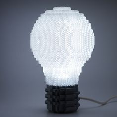 Lego Light bulb!! Really want to build one of these and make it a functional lamp