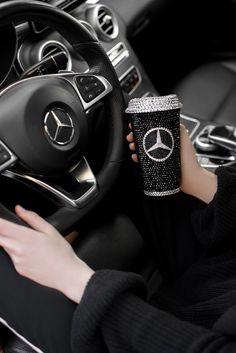 Swarovski cups mercedes benz accessories mercedes Crystal Products & Luxury Gifts by AmericanoCrystals on Etsy Mercedes Accessories, Bling Car Accessories, Jewelry Accessories, Fashion Accessories, Mercedes Benz, Supercars, Girls Driving, Lux Cars, Benz Car