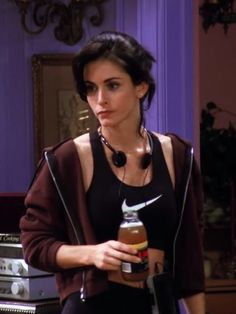 At-Home Outfit Ideas I'm Stealing From Monica Geller and Rachel Green Friends Tv Show, Friends Scenes, Friends Cast, Friends Moments, Rachel Green Outfits, Estilo Rachel Green, Brunch Outfit, Monica Friends, Friends Monica Geller