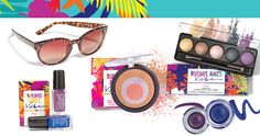 Inspire your customers to turn up the heat with the latest trends for summer with Buenos Aires flair! For a limited time they can get a pair of sunnies for $5 with their $20 @markgirl Instant Vacation purchase!