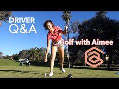 드라이버를 똑바로, 멀리 치는 비결 | 명품스윙 에이미 조 Q&A - YouTube