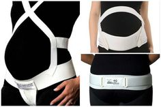 Maternity Support Belt Options