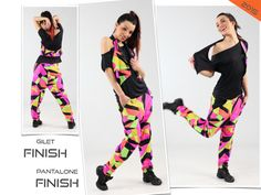 FINISH costume danza saggio