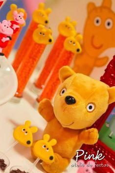 Peppa Pig Birthday Party Ideas | Photo 2 of 146