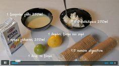 Πώς θα φτιάξουμε μόνοι μας ένα υπέροχο γλυκό: Μους λεμόνι! Eggs, Pudding, Breakfast, Desserts, Food, Morning Coffee, Tailgate Desserts, Deserts, Custard Pudding