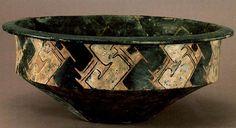 Расписная керамика культура Таоси-Луньшань. Китай