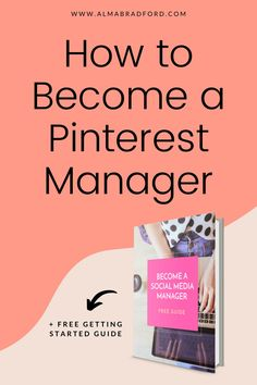 Did you know that you can start your very own business helping bloggers manage their Pinterest accounts? In this article, I show you what you need to start working as a Pinterest manager. #workfromhome #onlinebusiness #PinterestManagement Free Business Plan, Business Pages, Business Help, Business Advice, Make More Money, Make Money Blogging, Startup Branding, Simple Website, Facebook Business