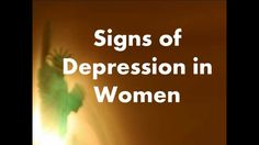 Signs of Depression in Women -   WATCH VIDEO HERE -> http://bestdepression.solutions/signs-of-depression-in-women-2/      *** What Are the Signs for Depression ***   Signs of Depression in Women: Women, regardless of nationality or socio-economic status, have a higher risk of receiving a hole than men. The justifications for a higher danger turn out to be a combination of natural and social factors. Women's...