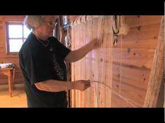 Tradisjonell greneveving av Manndalsgrene. Del 1 - Språk: samisk