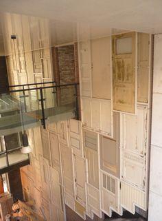 Door Project by Piet Hein Eek