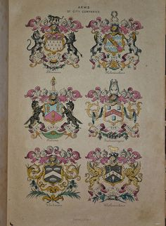 City Guilds Coat of arms