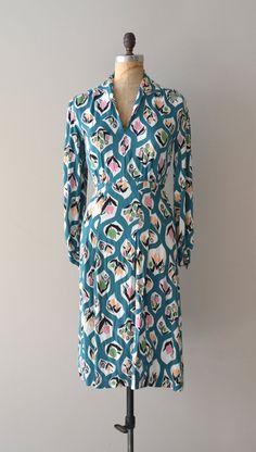 vintage 1930s dress | Leitmotif dress