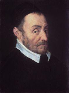 William I (1533-84), count of Nassau, prince of Orange, by circle of Dirck Barendsz (1534 - 1592).jpg