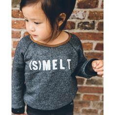 Sproet & Sprout Print (S)melt  Jongens trui Direct leverbaar uit de webshop…