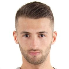 crew cut hairstyle | It is actually one of the easiest hair cuts to maintain and one of the ...