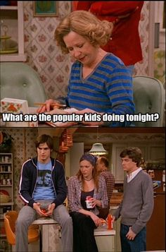 ... That 70's Show on Pinterest | That 70s Show, Eric Forman and Kitty  Kitty Forman Quotes