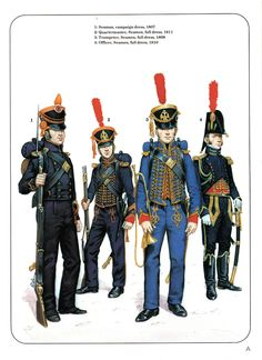 Napoleon's Guard Infantry (2) 1 (A)