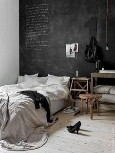 10 Unique Ideas: Minimalist Home Bathroom Woods minimalist bedroom men grey.Minimalist Bedroom How To Spaces feminine minimalist decor texture.Minimalist Home Architecture White Bedrooms. Ikea Bedroom, Home Bedroom, Bedroom Wall, Bedroom Furniture, Bedroom Ideas, Headboard Ideas, Modern Bedroom, Bedroom Black, Bedroom Inspiration