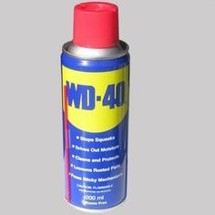 You must have seen this spray in the store … Next time you will definitely buy it! – In the Course of Life Wd 40 Uses, Useful Life Hacks, Painting Tips, Diy Organization, Survival Tips, Cleaning Hacks, Helpful Hints, Diy And Crafts, Remove Paint