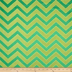 Rella Chevron Satin Jacquard Emerald from @fabricdotcom  Refresh any home decor with this medium weight satin jacquard fabric. This fabric is an appropriate weight for window treatments such as draperies, curtains and swags also perfect for accent pillows and table top. Colors include chartreuse and emerald.