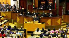 Nelson Mandela: l'omaggio del Parlamento sud-africano