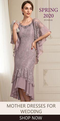 Stylish Dress Designs, Stylish Dresses, Elegant Dresses, Mother Of Bride Outfits, Mothers Dresses, Sleeves Designs For Dresses, Lace Dress Styles, Lace Dresses, Chiffon Dress
