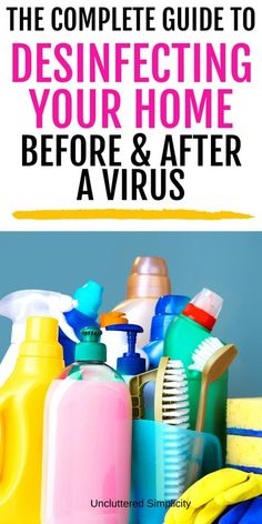 Stop the spread of nasty germs and viruses so you can feel better inside and out. Here�s how to disinfect and sanitize your home from top to bottom. Both to prevent viruses to enter your home, as after this has happened. Baking Soda Cleaning, Cleaning Recipes, Cleaning Hacks, Cleaning With Hydrogen Peroxide, Natural Disinfectant, Kitchen Sponge, Dawn Dish Soap, Disinfecting Wipes, Essential Oils Cleaning