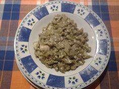 La mia cucina facile: Spatzle alle erbe di campo