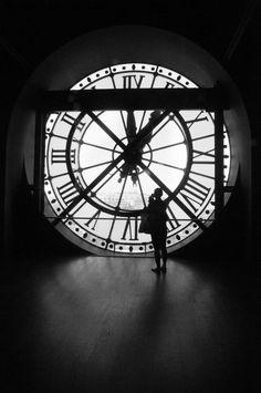 Musée d'Orsay by Eduardo González, via 500px