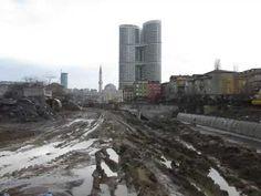 Ataşehir Yenisahra-Örnek Mah.Arasında ıslah çalışması