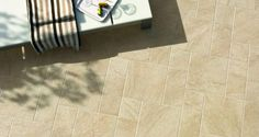 A porcelain stoneware collection with anti-slip features that is particularly suitable to clad outdoor areas. Discover all the features of this collection. Beige Carpet, Modern Carpet, French Pattern, Outdoor Tiles, Tiles Online, Carpet Tiles, Floor Design, Persian Carpet, Carpet Runner