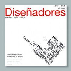 Este es uno de los diseños de la serie de carteles de Pablo Molina Larrosa.