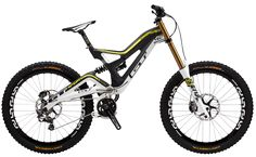 Fury World Cup - Gravity Bikes - Mountain Bikes - GT Bicycles