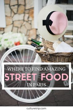 Where To Find Amazing Street Food in Paris