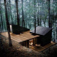 Cabanes, Maison Moderne, Modèle Maison, Jolie Maison, Plan Maison, Future  Maison