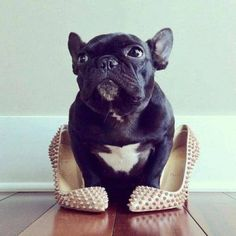 Killer heels, Mom!  Where's the second pair?