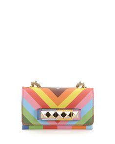 Va Va Voom 1973 Glam Small Shoulder Bag by Valentino at Neiman Marcus.