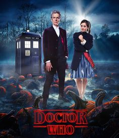 Lovely Halloween artwork by Amy Crabtree Doctor Who Books, Doctor Who 12, Doctor Who Fan Art, Twelfth Doctor, Doctor Who Quotes, Doctor Who Wallpaper, Blake Lively Style, Halloween Artwork, David Tennant Doctor Who