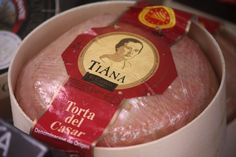 Torta del Casar...a great amongst Spanish cheeses