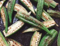 Learn how to cook fool-proof Okra with this quick and easy recipe. How To Cook Okra, Learn To Cook, Quick Easy Meals, Zucchini, Vegetables, Cooking, Recipes, Food, Cucina