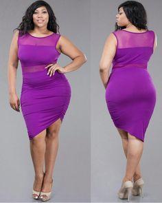 Irresistible Magenta Dress