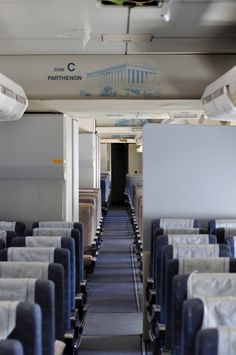Olympic Airlines, Private Flights, Aircraft Interiors, Jumbo Jet, Passenger Aircraft, Aviation Industry, Commercial Aircraft, Civil Aviation, Cabin Design