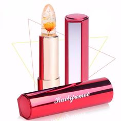 MinuteMaid Orange Flower Jelly Color-Change Lip Stick