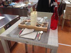 Mis En Place finale versione strett food per il gran trofeo di Brescia